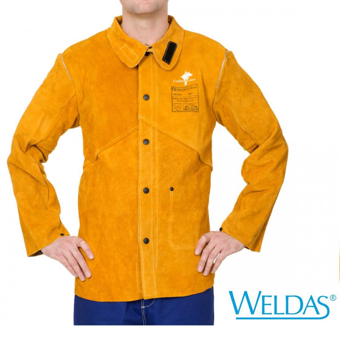 WELDAS Casaco Golden Brown Costas de Algodão 44-2530/P