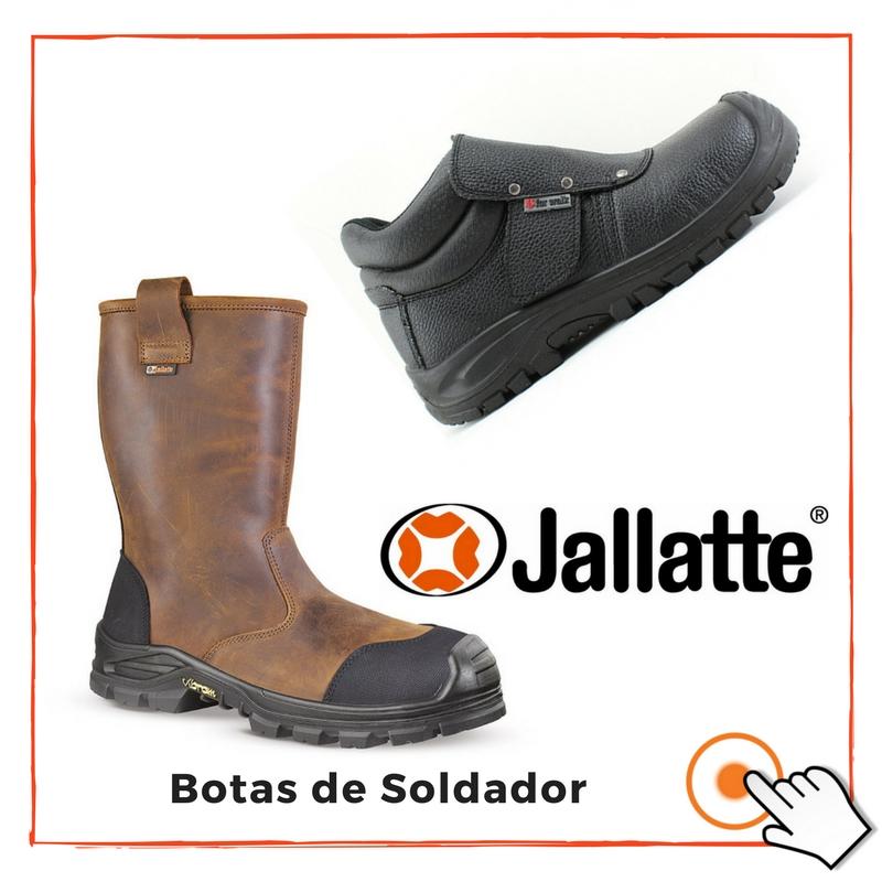 BOTAS DE SOLDADOR