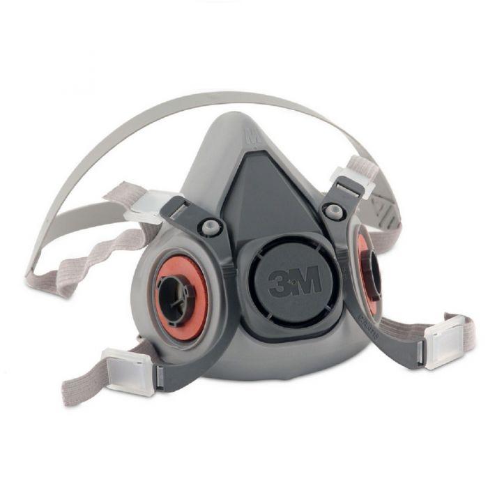 Máscara Respiratória 3M Reutilizável 6000M