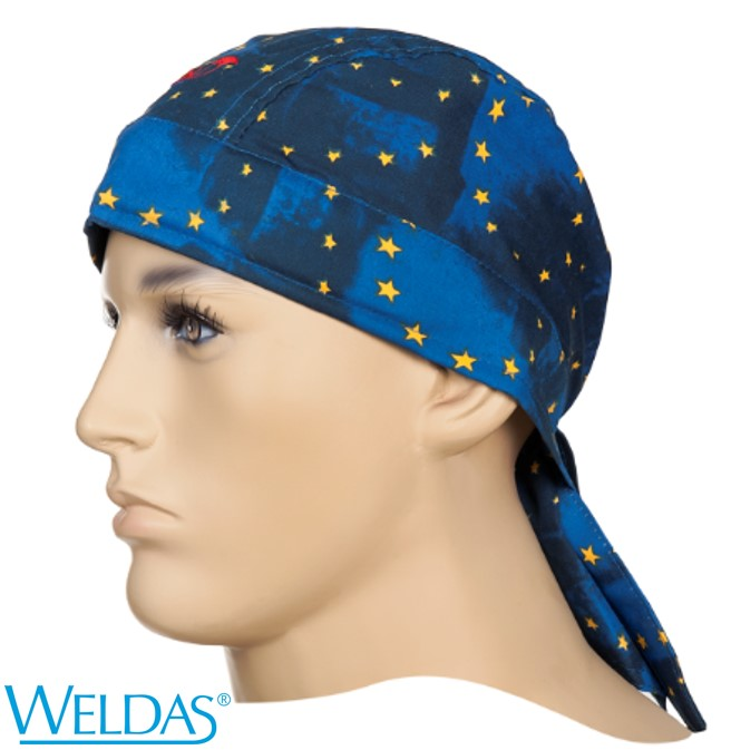 Touca Bandana WELDAS European Flag 23-3609