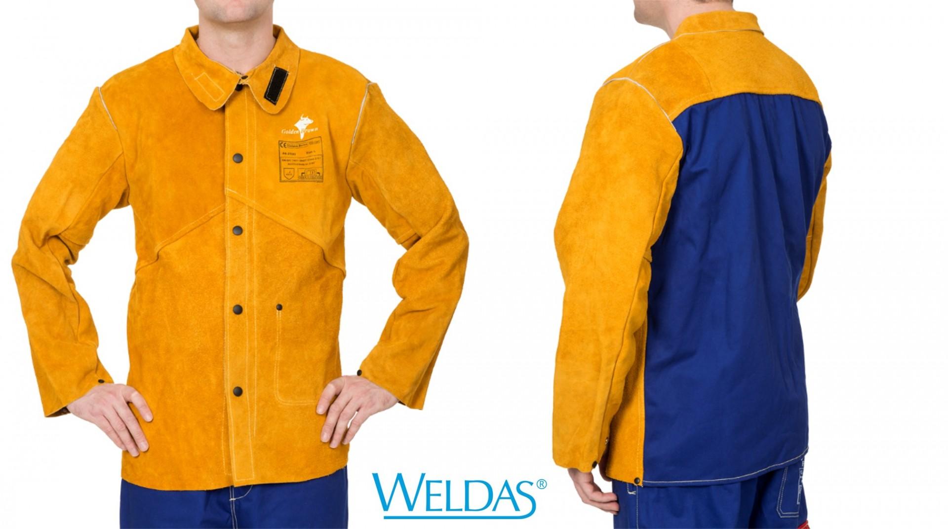 Casaco WELDAS Golden Brown Costas de Algodão 44-2530/P
