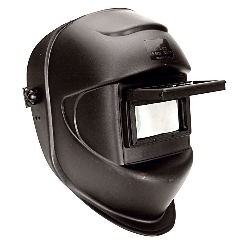 Máscara de Soldadura com Viseira Rebatível