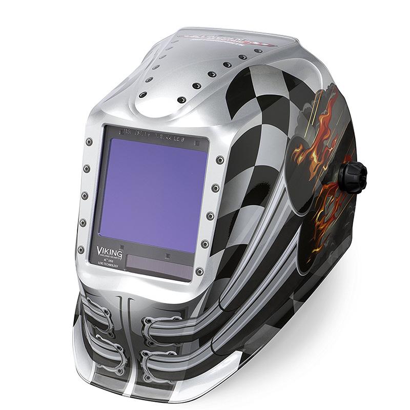 Máscara Soldadura Lincoln Electric VIKING 3350 MOTORHEAD