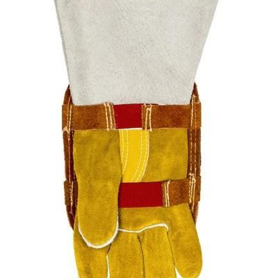 Proteção refletora de calor para mão WELDAS 44-3006LB