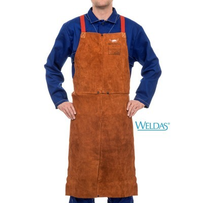 WELDAS Avental Lava Brown 44-71xx