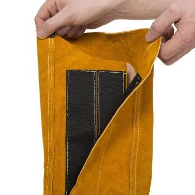 Polainas de 36 cm WELDAS Golden Brown 44-2114