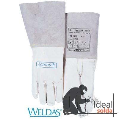 WELDAS Luva para TIG 10-1005