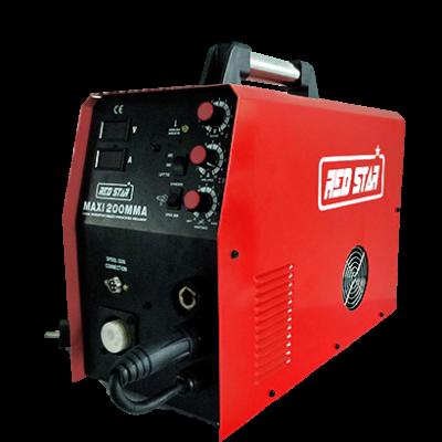 RedStar Maxi MIG 200 MMA e TIG - Multiprocessos