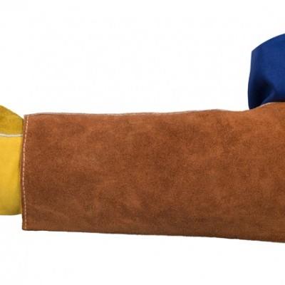 Proteção de braço WELDAS Lava Brown 44-7028