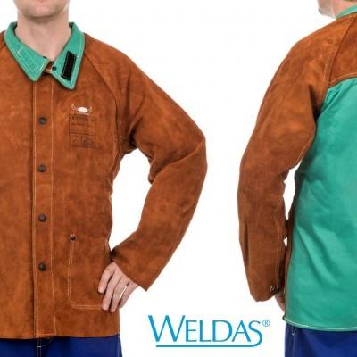 Casaco WELDAS Lava Brown Costas de Algodão 44-7300/P