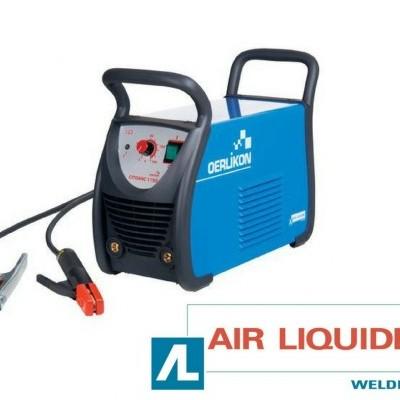 Máquina Soldar Inverter CITOARC 1750 Oerlikon Air Liquide