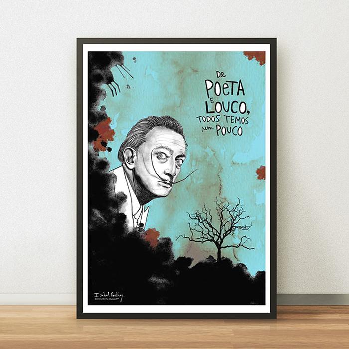 Poster Salvador Dalí