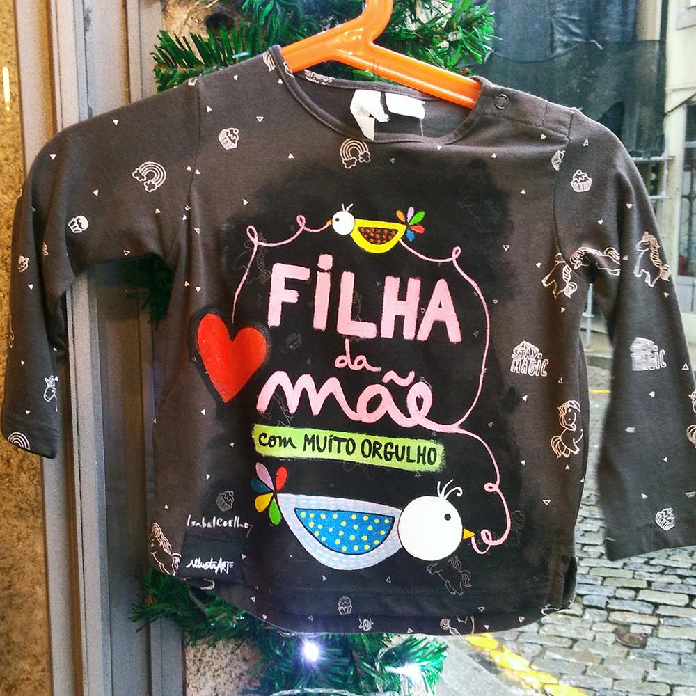 CAMISOLA FILHA DA MÃE