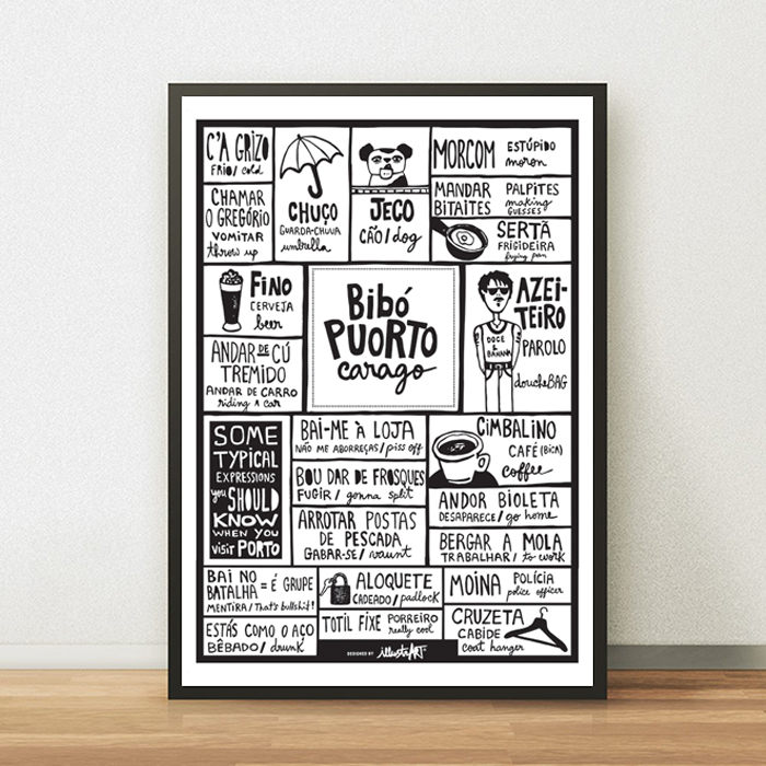 Poster Bibó Puorto