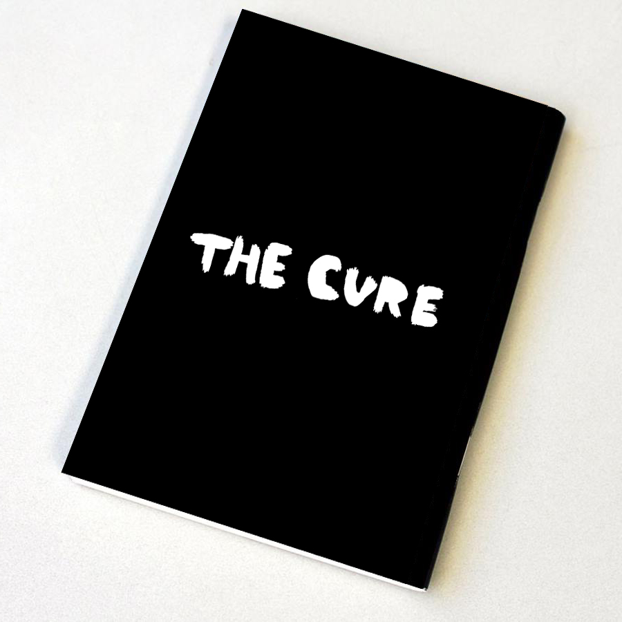 caderno thecure