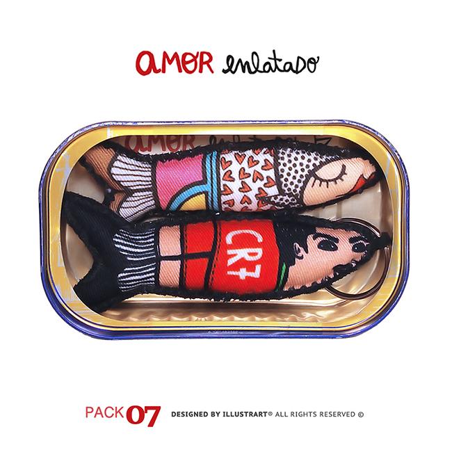 AMOR ENLATADO PACK 07