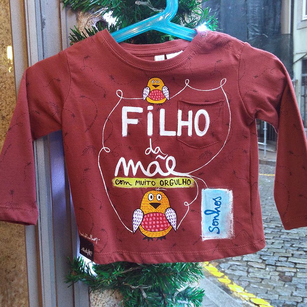 CAMISOLA FILHO DA MÃE