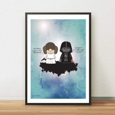 POSTER DADDY & ME