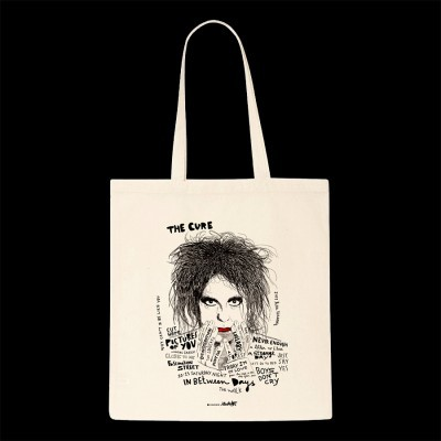 TOTE BAG THE CURE