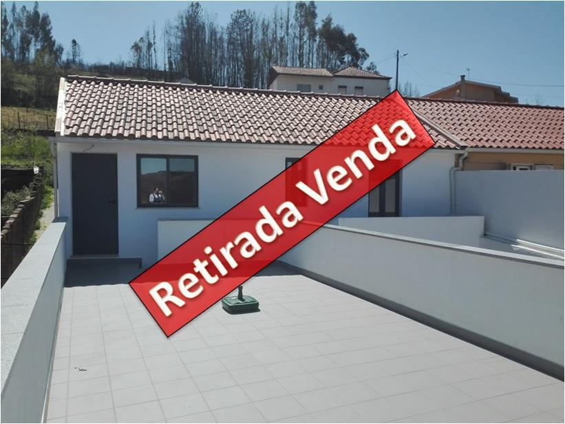 Moradia T3 com Logradouro a 6km Ponte Portela