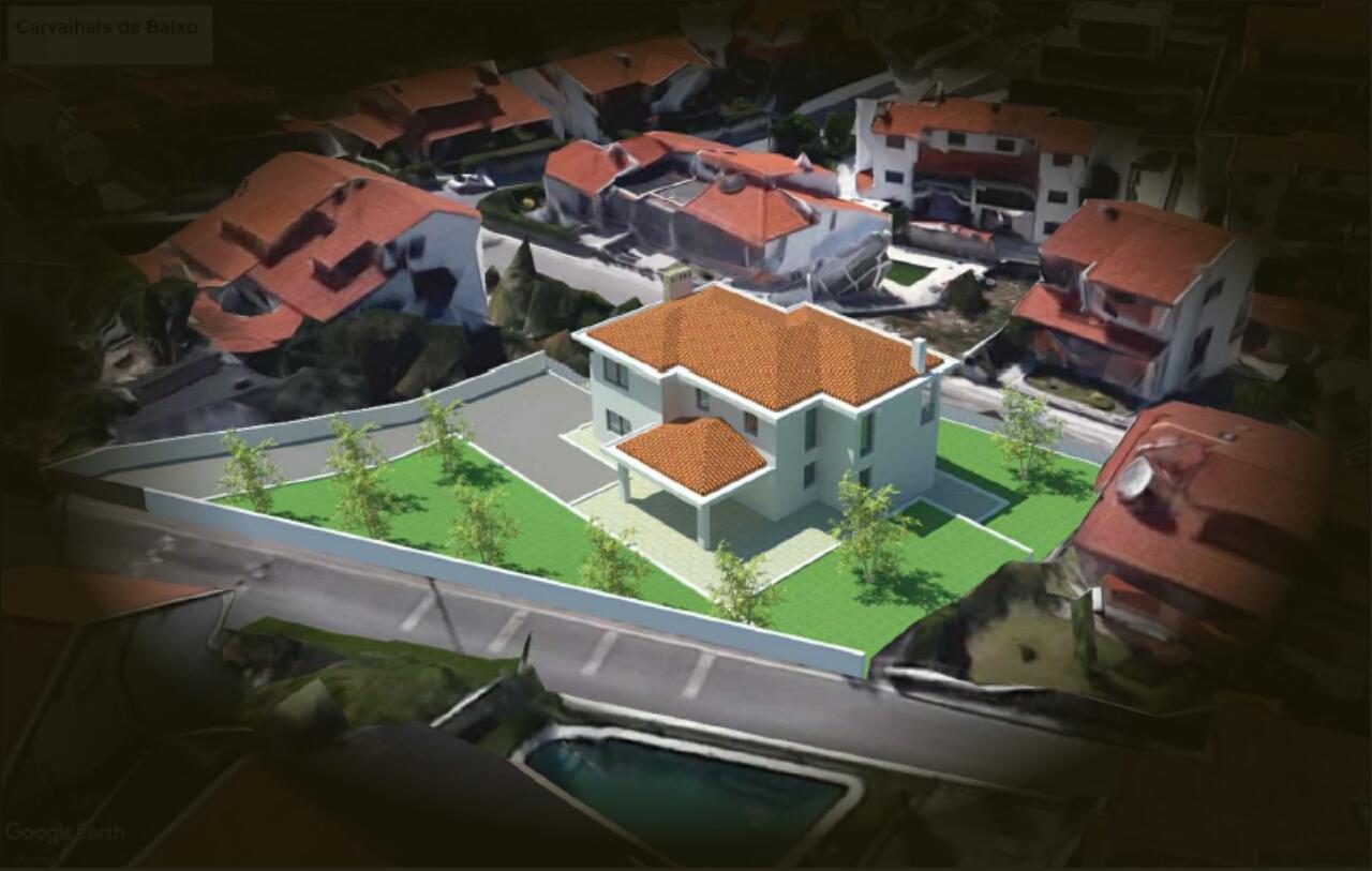 Terreno para Construção nos Carvalhais (entrada) - Coimbra