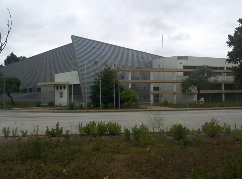 Arrendamento - Armazém Industrial na Zona Industrial Cantanhede