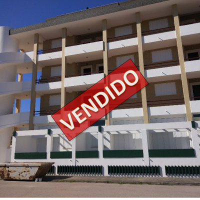 Praia Quiaios - Apartamento T1+1 com Terraço