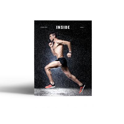 INSIDE Running as a lifestyle #1