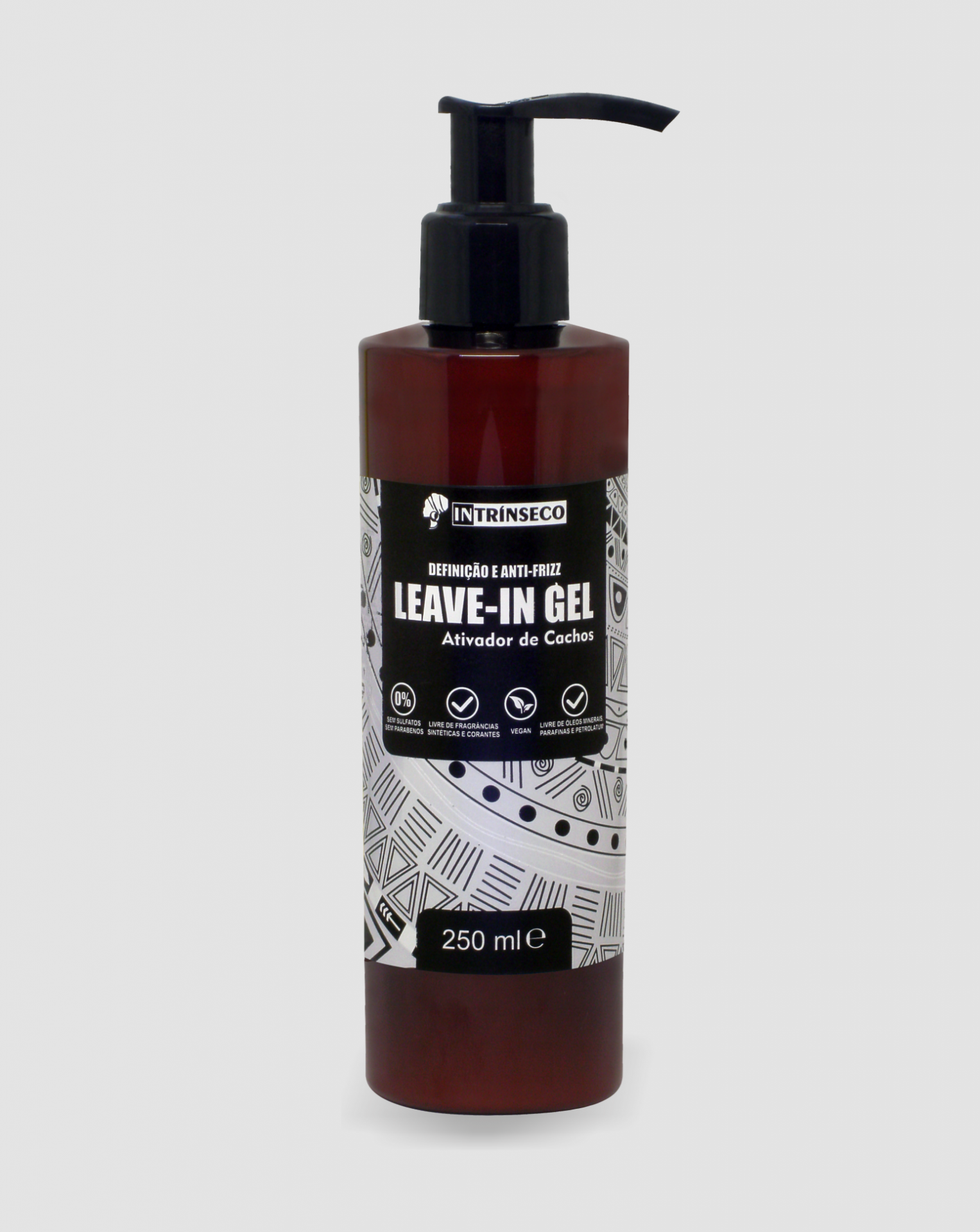 Leave In - Ativador de Caracóis 250ml