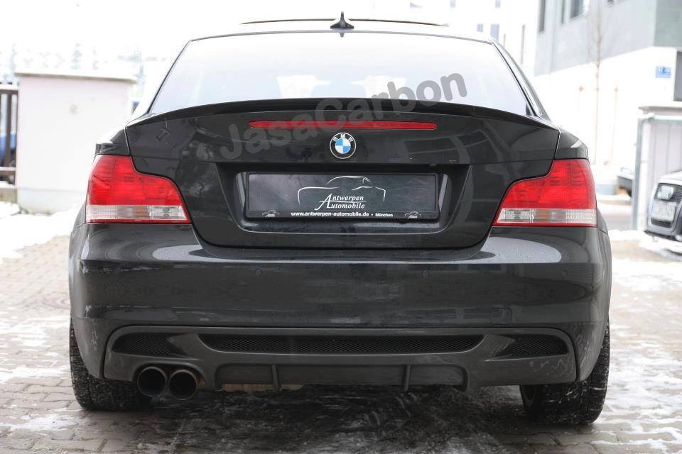 Spoiler e82 Coupe Performance Fiber Glass
