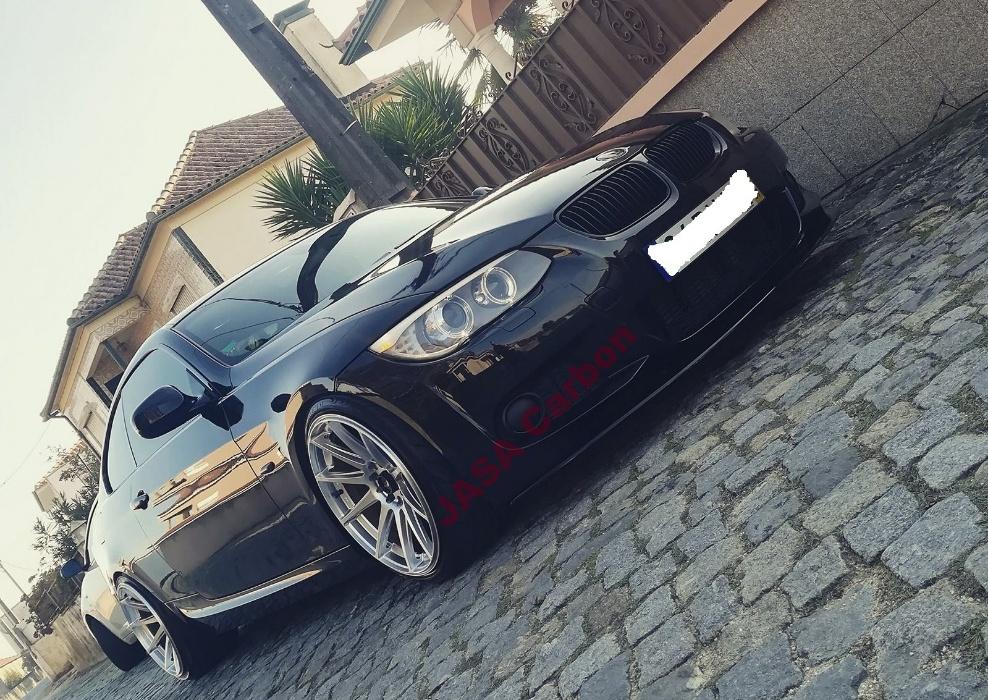 Lip   Série 1 E81 E87 E88 E82  Série  3 e92 BMW FIBRA DE CARBONO
