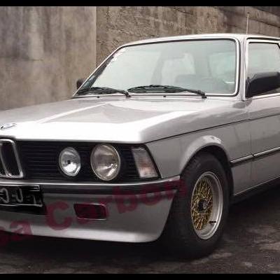 BMW E21 Front Lip  MOTOSPORT
