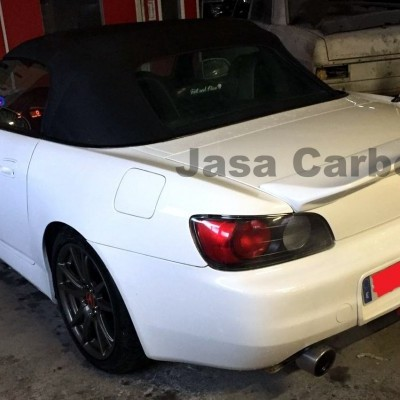 S2000 Spoiler rear JDP -  Fiber Glass