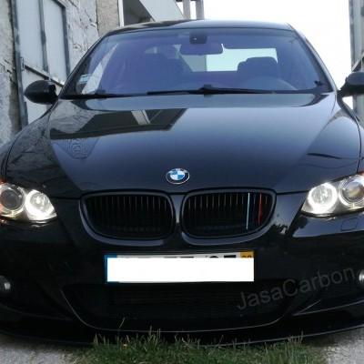 BMW Lip  1M Série1 (E81 / E82 / E87 / E88)   FiberGlass