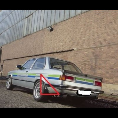 BMW e21  ALPINA  Side