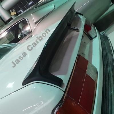 BMW E24 Spoiler Rear - long XL