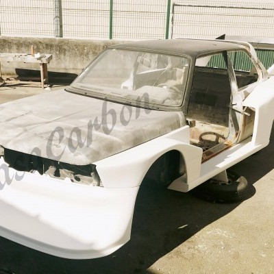 BMW E21 Wide Body fenders - group 5