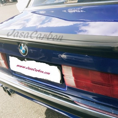 BMW E30 M Technic 1 SPOILER Rear