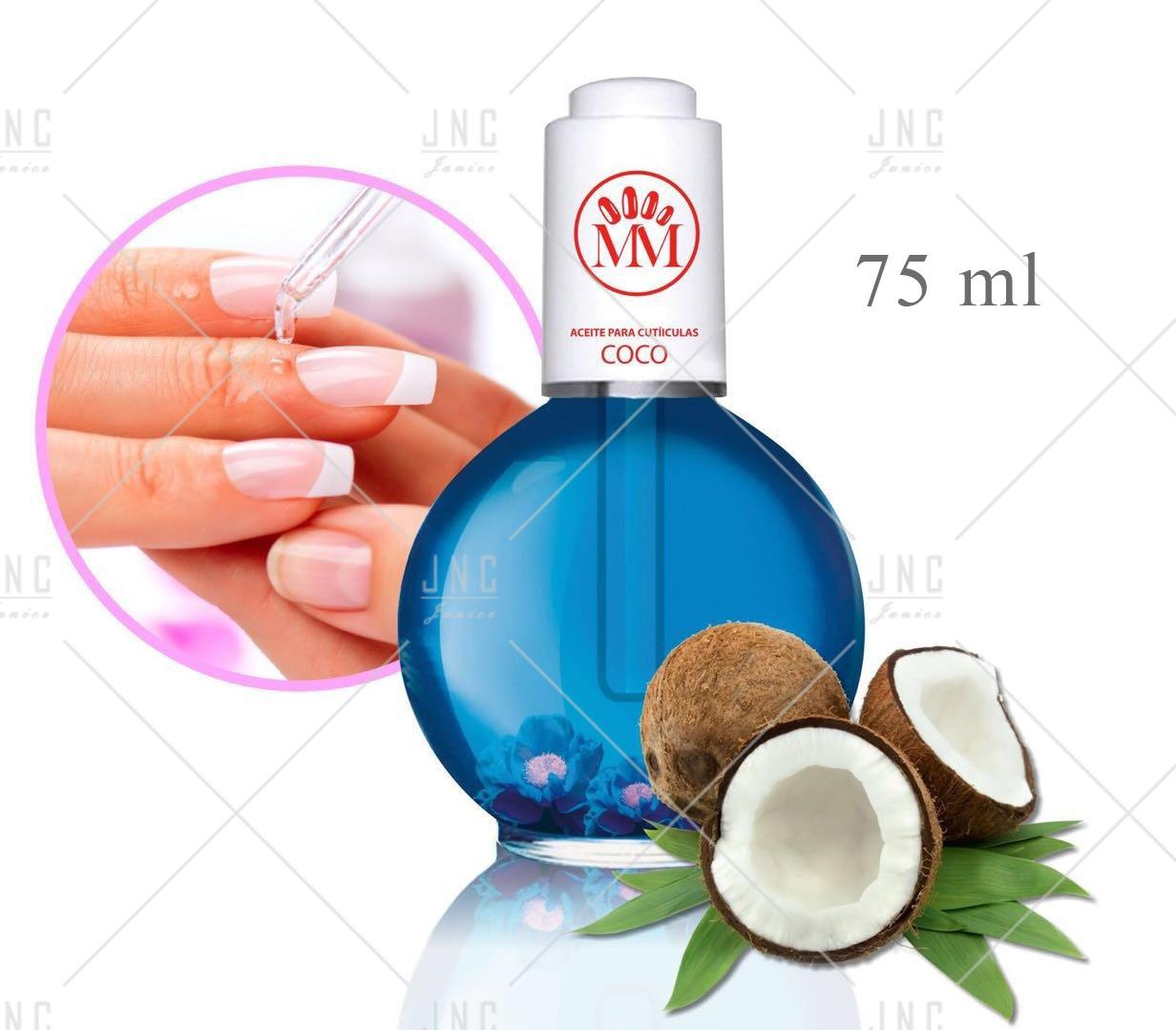 Óleo Hidratante para Cutículas - Coco   Ref.515571-1