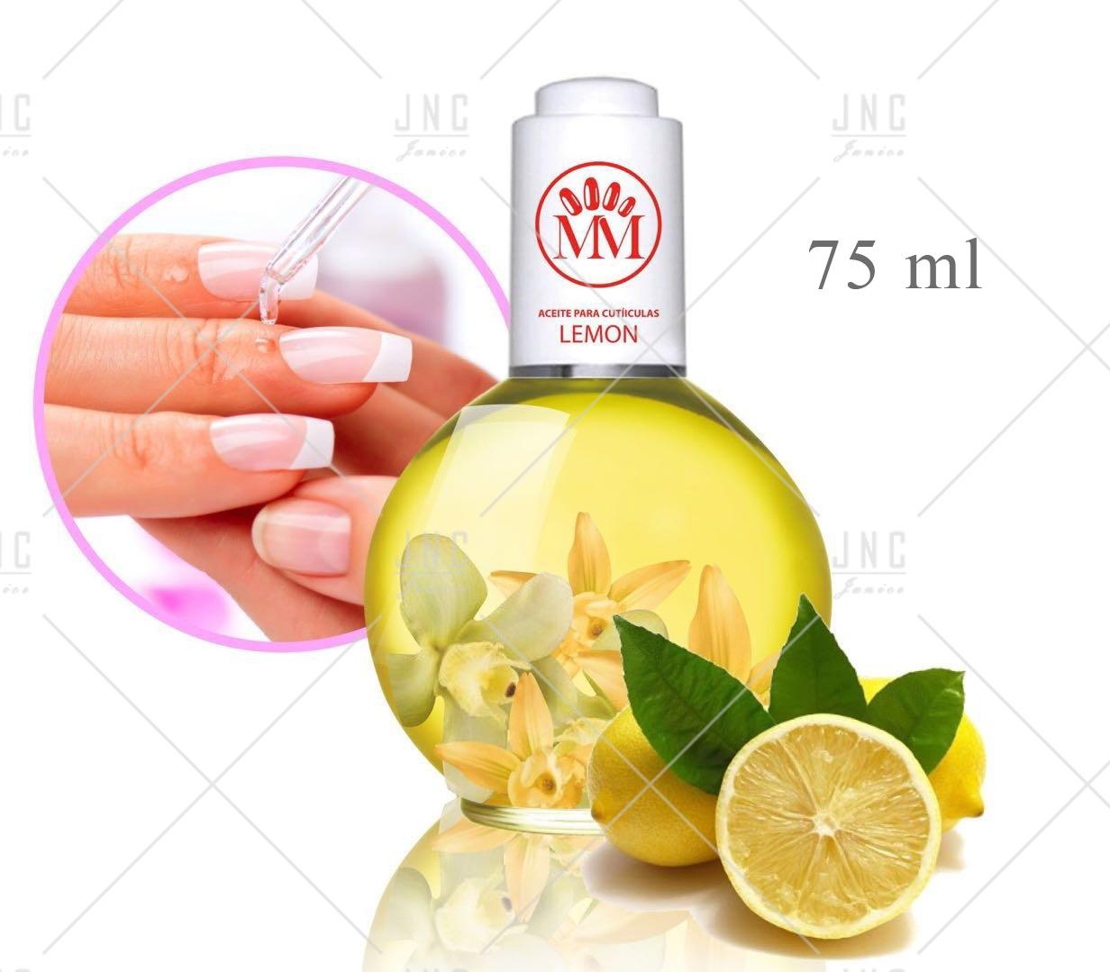 Óleo Hidratante para Cutículas - Limão   Ref.515571