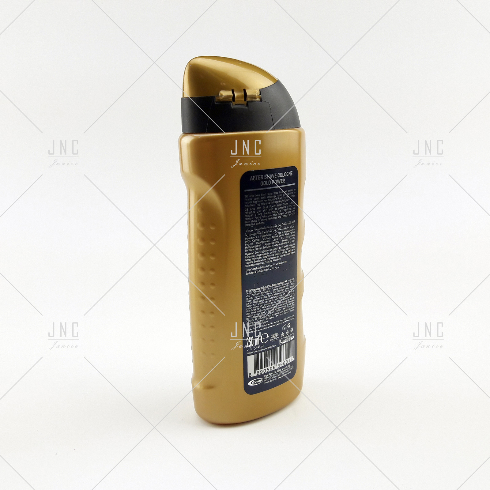 Colonia Pós Barbear - Gold Power 250ml | REF.KF-2350D