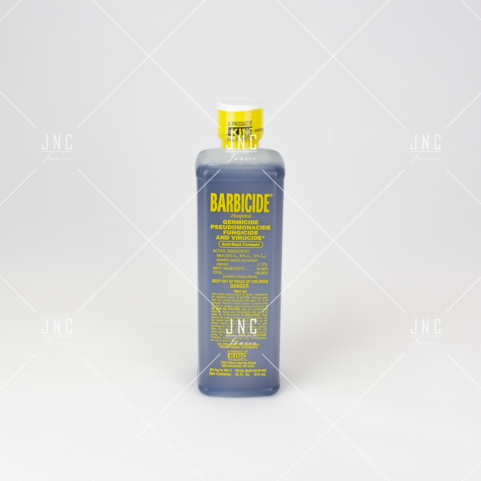 Barbicide Concentrado 473 ml | Ref.K51610