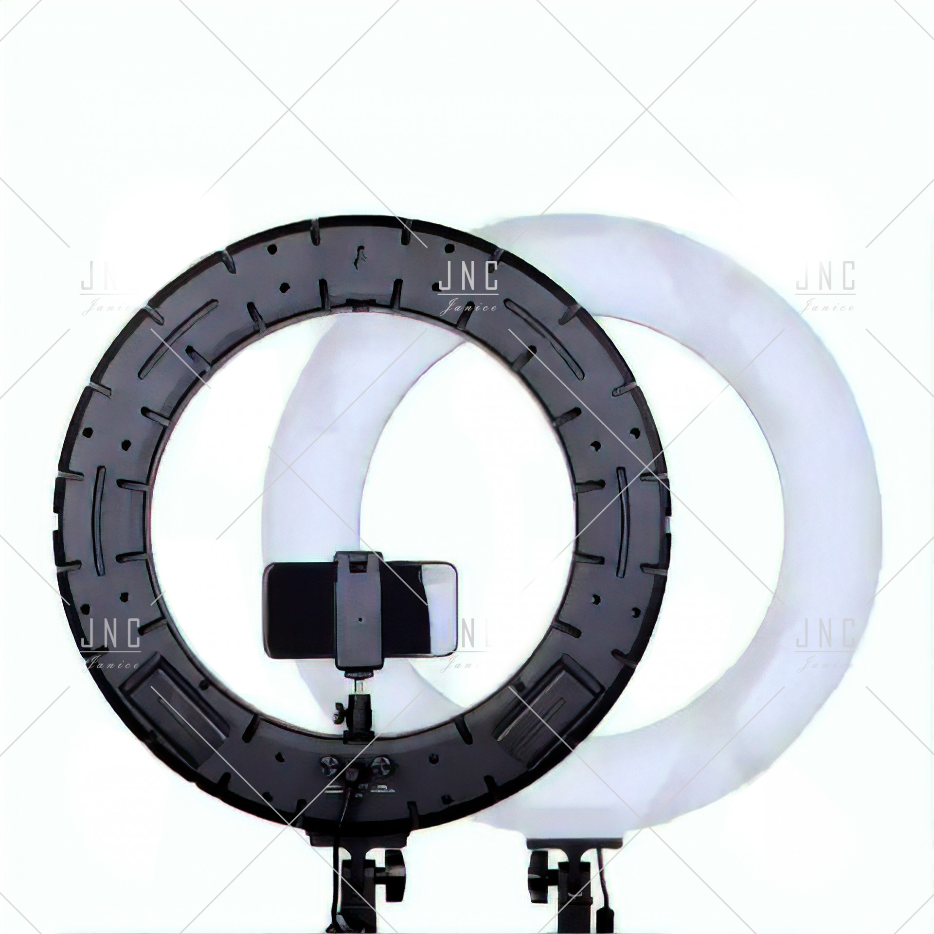 Anel de Luz LED - Temperatura de Cor - Comando   Ref.861858