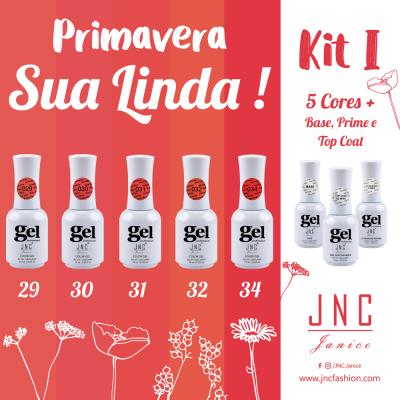 Kit 1 - Primavera Sua Linda ! | Ref.Pri1
