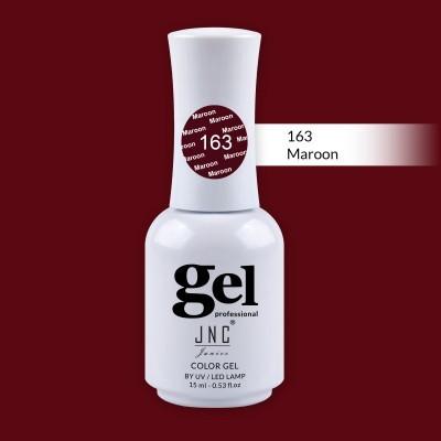 Verniz Gel 163 - Maroon