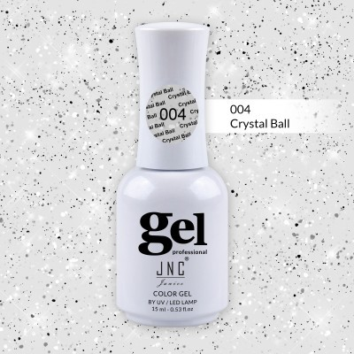 Verniz Gel 004 - Crystal Ball