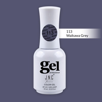 Verniz Gel 113 - Waikawa Grey