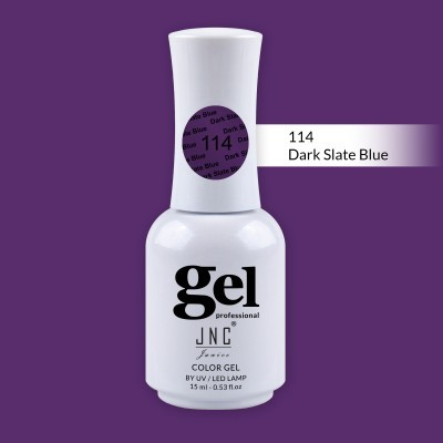 Verniz Gel 114 - Dark Slate Blue