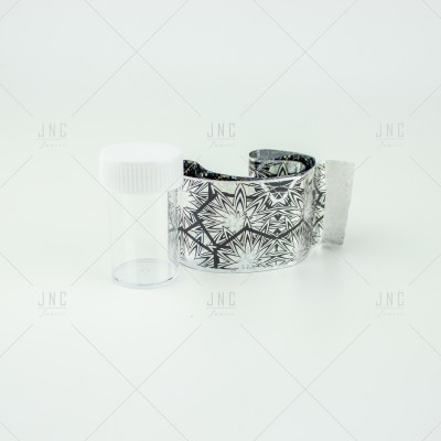 Foil Nail Art - #10   Ref.861365