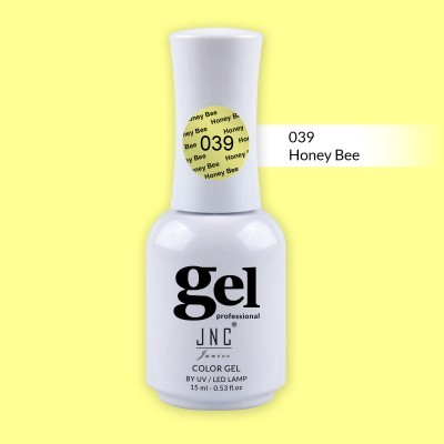 Verniz Gel 039 - Honey Bee